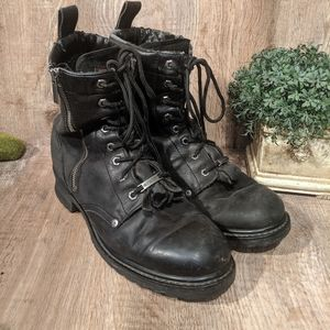 Harley Davidson Men's  Motorcycle boots size 12